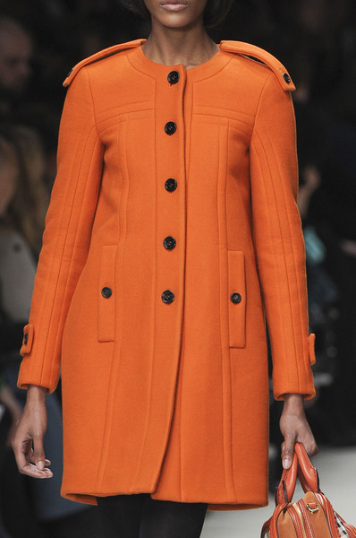 Burberry Prorsum at London Fall 2011 (Details)