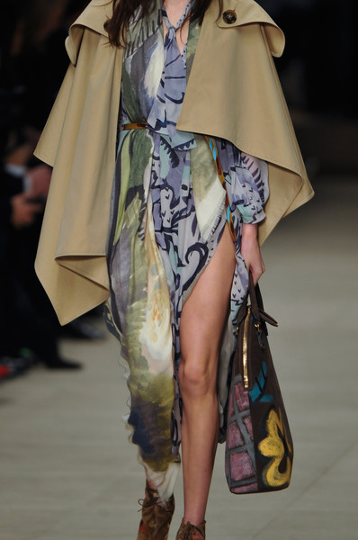 Burberry Prorsum Fall 2014 - Details