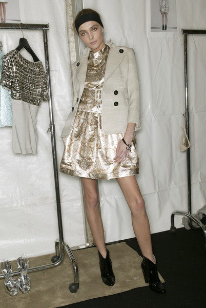 Burberry Prorsum Spring 2007 - Backstage