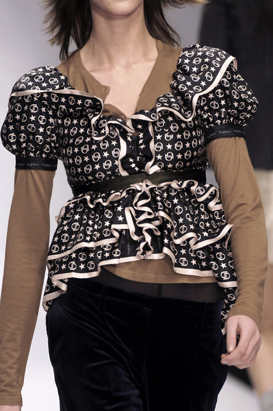 Byblos at Milan Fall 2006 (Details)