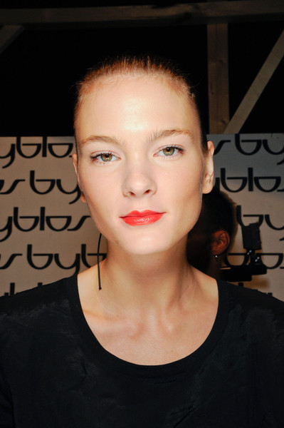 Byblos at Milan Spring 2012 (Backstage)