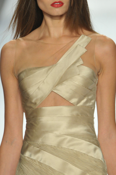 Carlos Miele at New York Spring 2013 (Details)