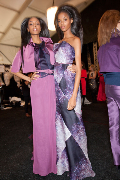Carolina Herrera Fall 2012 - Backstage