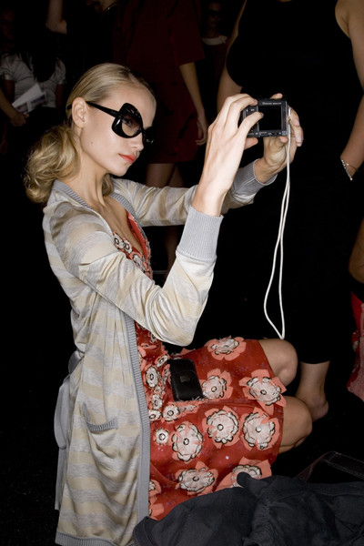 Carolina Herrera Spring 2008 - Backstage