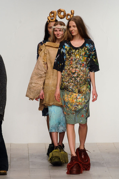 Central Saint Martins Fall 2012