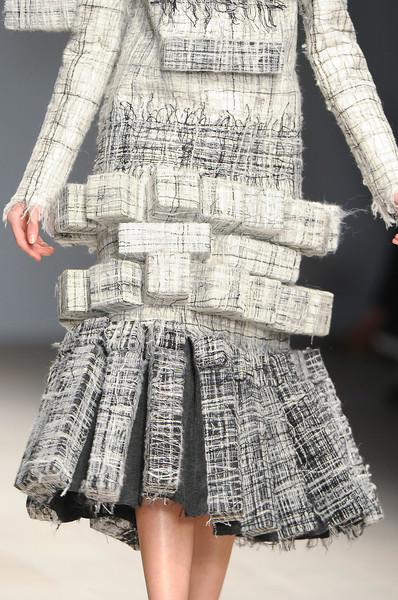 Central Saint Martins Fall 2012 - Details