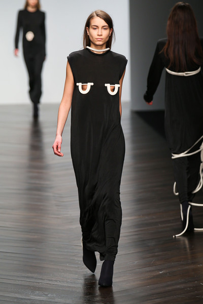Central Saint Martins MA - Eilish Macintosh Fall 2013