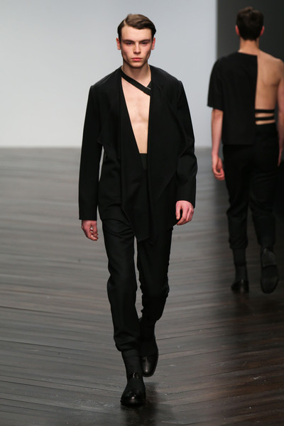 Central Saint Martins MA - Hampus Berggren Fall 2013