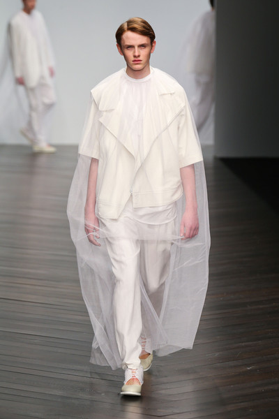 Central Saint Martins MA - Hwan Park Fall 2013