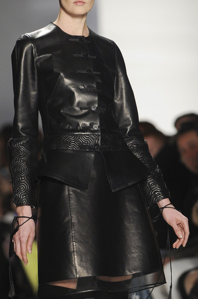 Chado Ralph Rucci at New York Fall 2013 (Details)