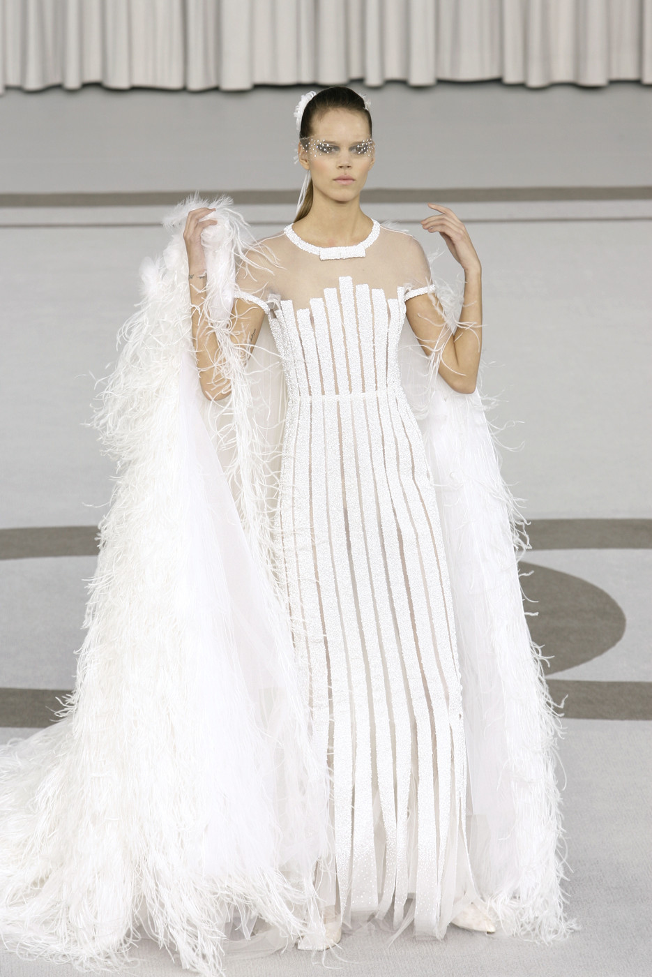 Chanel Couture Spring 2007 The Most Mind Blowing Couture