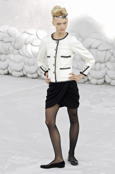 Chanel at Couture Spring 2008