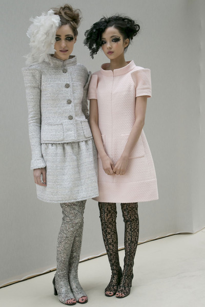 Chanel Spring 2013 - Backstage