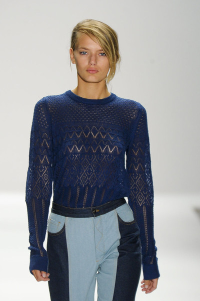 Charlotte Ronson at New York Spring 2012