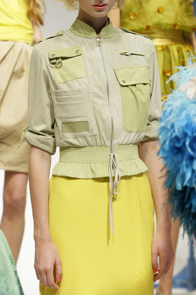 Chris Benz Spring 2010 - Details