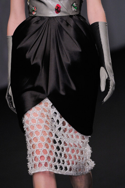 Christian Dior at Couture Fall 2013 (Details)