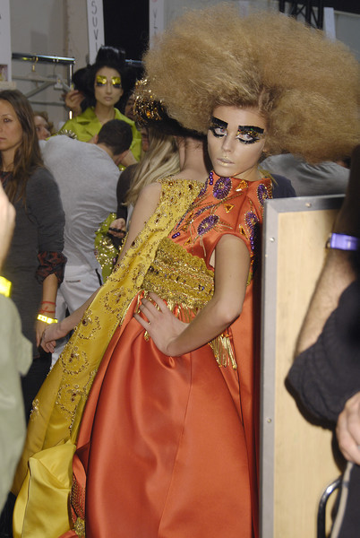 Christian Dior Spring 2008 - Backstage