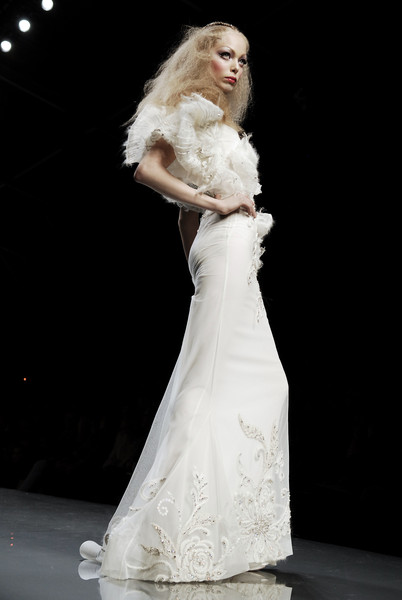 Christian Dior at Couture Spring 2009