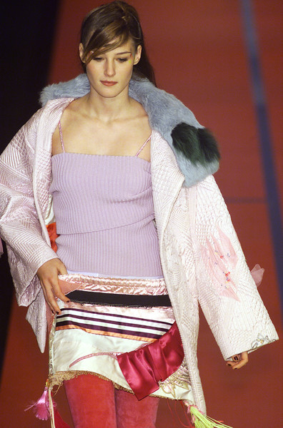 Christian Lacroix Fall 2001