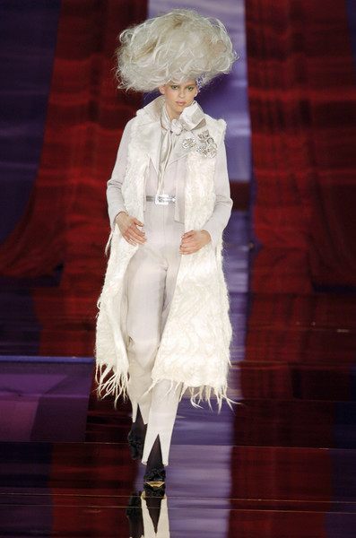 Christian Lacroix Fall 2004