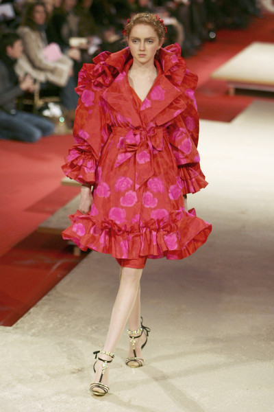 Christian Lacroix Spring 2006