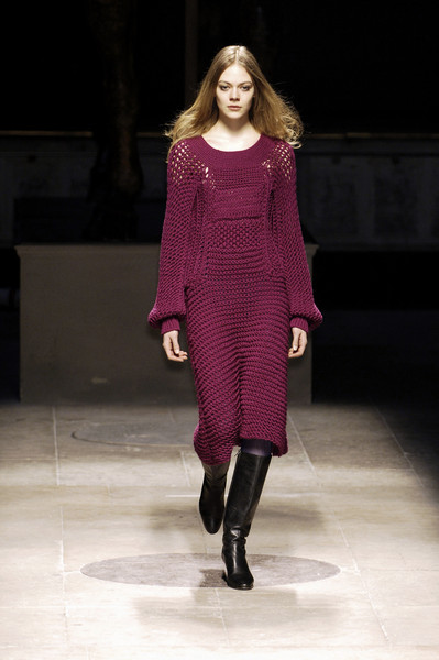 Christian Wignants at Paris Fall 2005