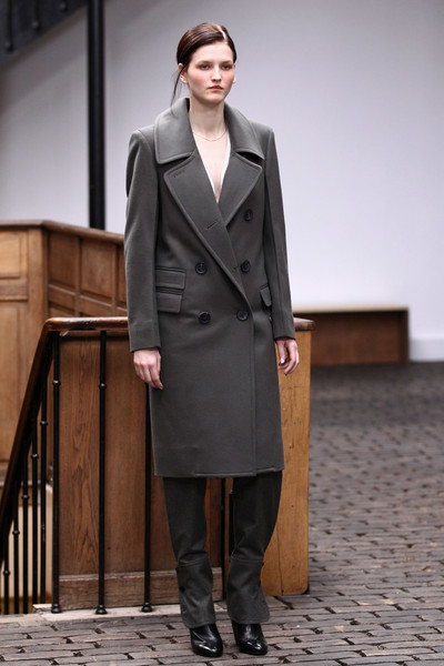 Christophe Lemaire at Paris Fall 2013