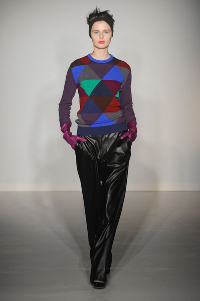 Clements Ribeiro Fall 2012