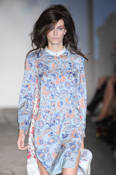Clements Ribeiro at London Spring 2012