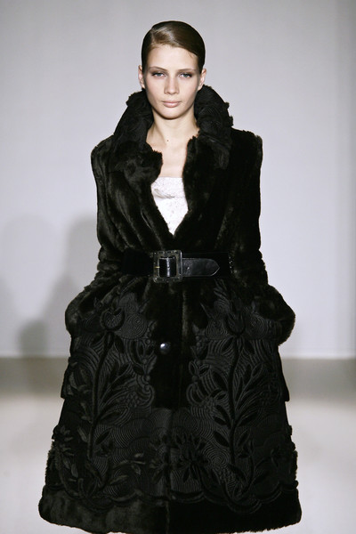 Collette Dinnigan Fall 2009