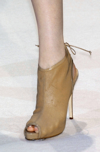 Collette Dinnigan at Paris Spring 2009 (Details)