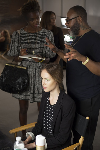 Costello Tagliapietra at New York Spring 2014 (Backstage)