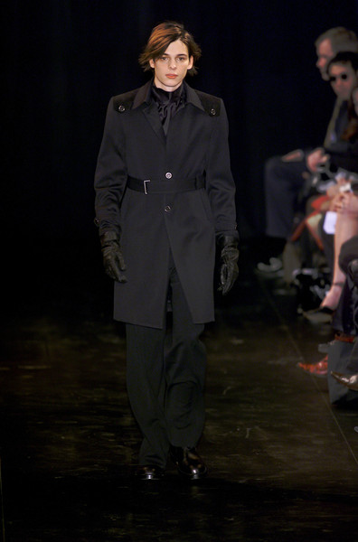 Costume National at Paris Fall 2001