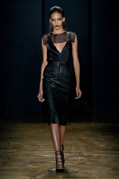 Cushnie et Ochs at New York Fall 2013