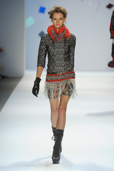 Custo Barcelona at New York Fall 2012
