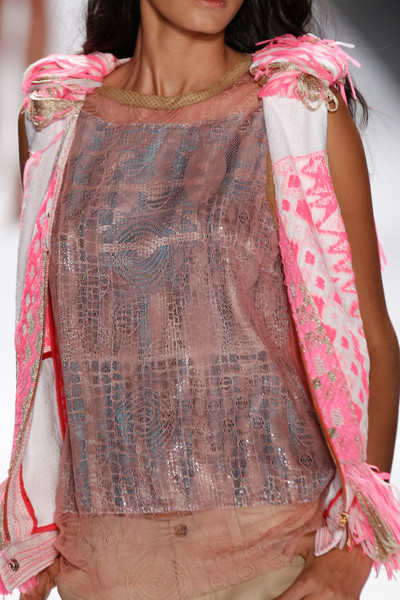 Custo Barcelona at New York Spring 2013 (Details)