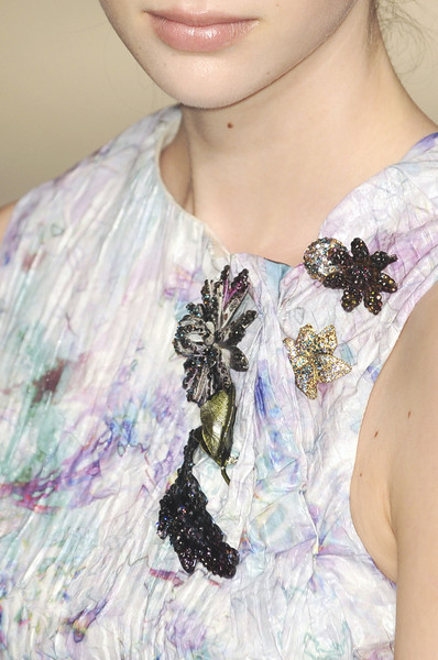 Cynthia Rowley at New York Spring 2010 (Details)