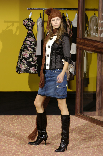 D&G at Milan Fall 2004