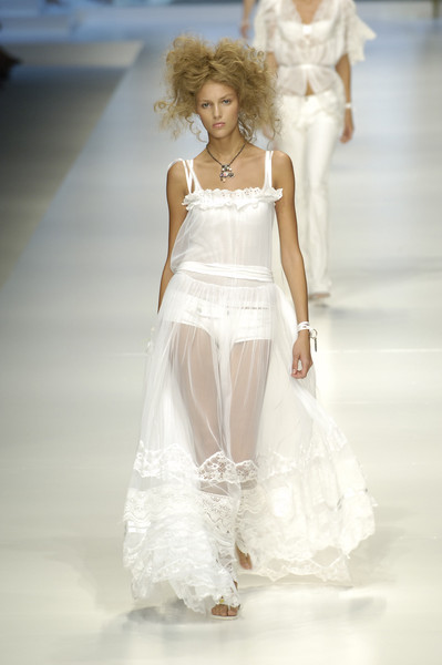 D&G at Milan Spring 2006