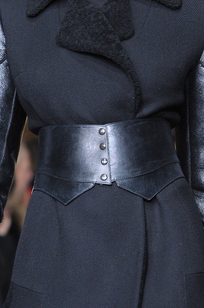 DKNY at New York Fall 2012 (Details)