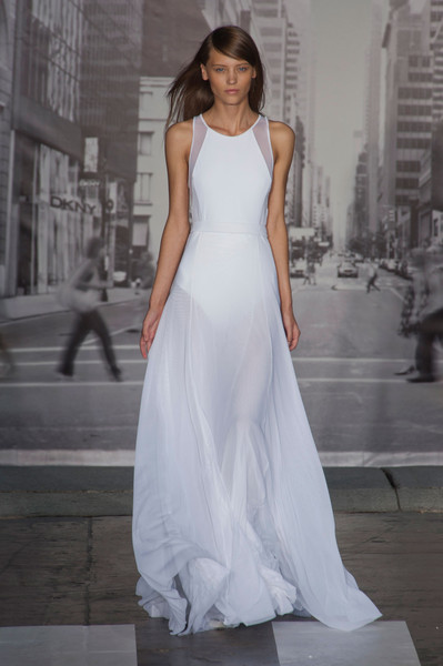Best Spring 2013 Runway Gowns - DKNY