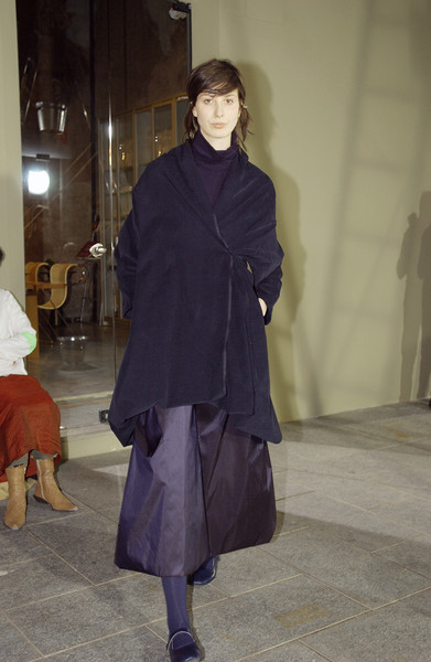 Daniela Gregis at Milan Fall 2003