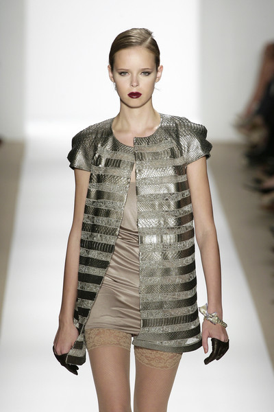 Dennis Basso at New York Spring 2010