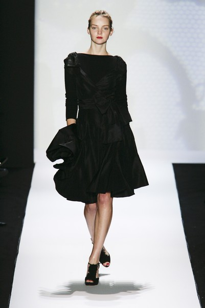 Diane von Furstenberg at New York Fall 2007