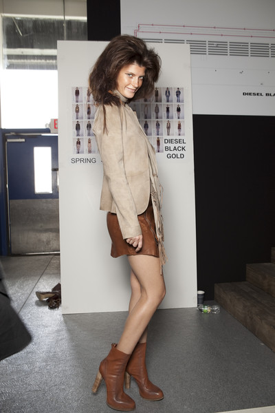 Diesel Black Gold Spring 2011 - Backstage