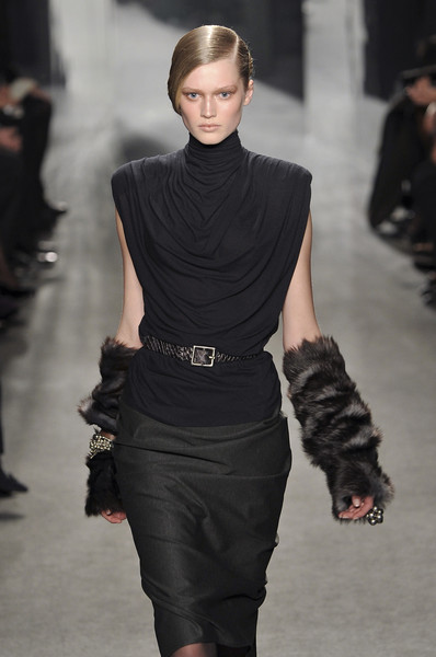 Donna Karan at New York Fall 2009