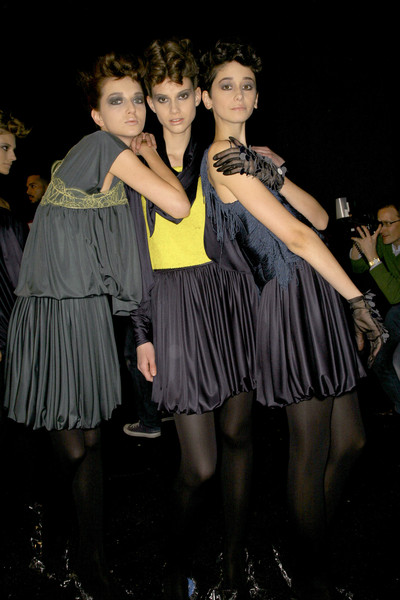 Doo.Ri Fall 2007 - Backstage