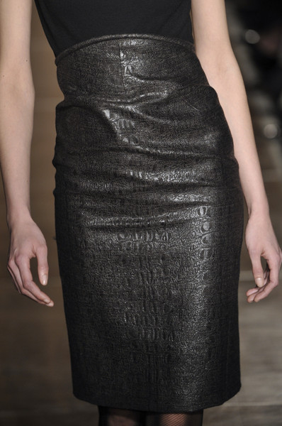 Douglas Hannant at New York Fall 2009 (Details)