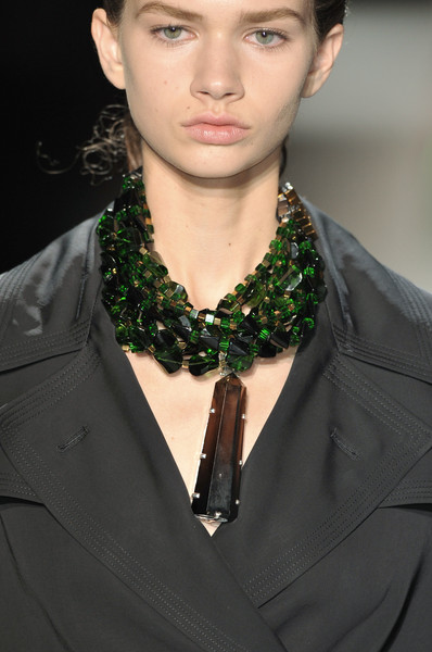 Dries Van Noten Spring 2010 - Details
