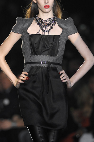 Dsquared² Fall 2010 - Details